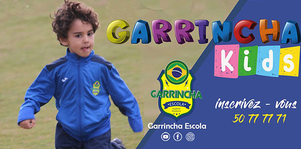 Escola Garrincha